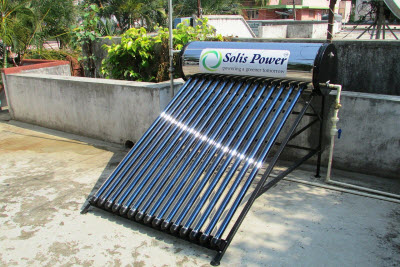 DIY Solar Water Heater (easiest way to